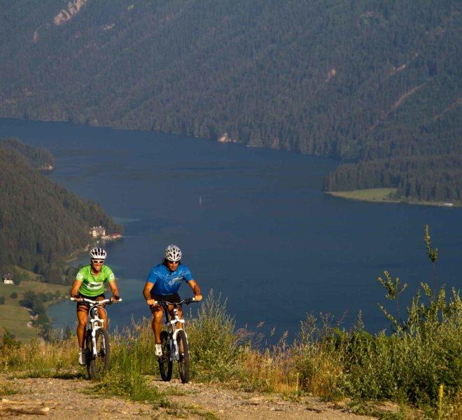 arlbergerhof-biken-weissensee