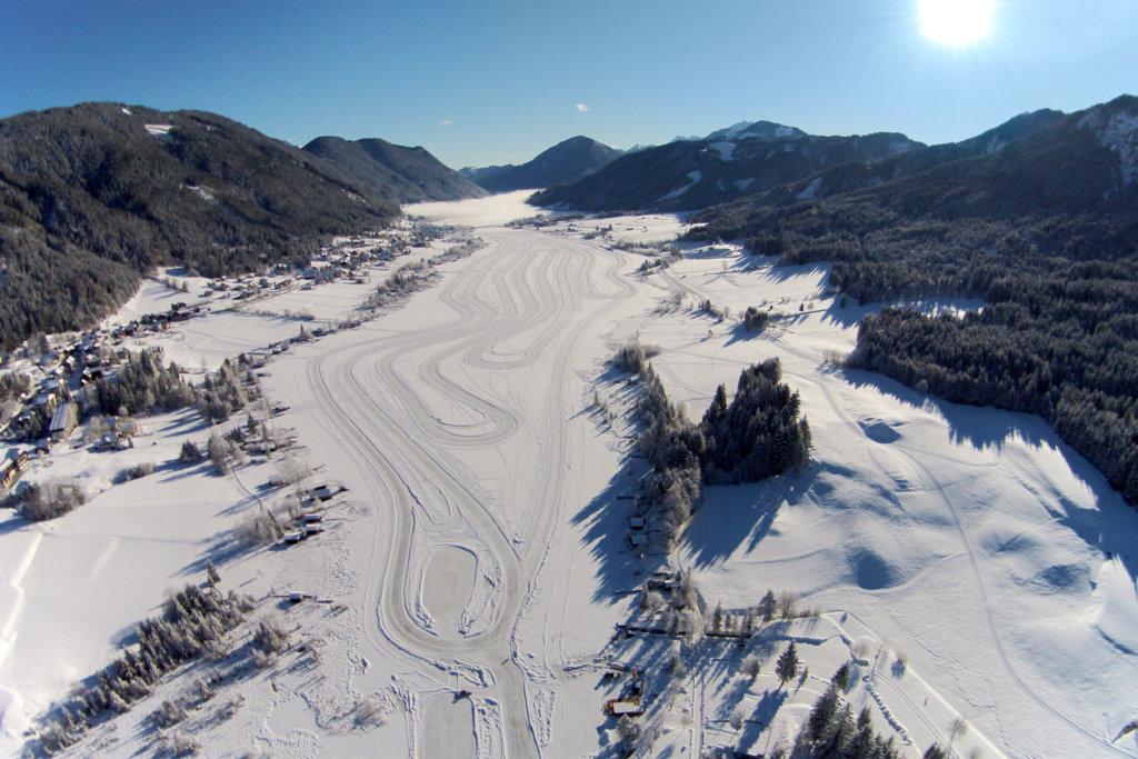 Arlbergerhof-Weissensee-Winter