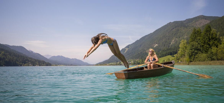 Wassersport Arlbergerhof