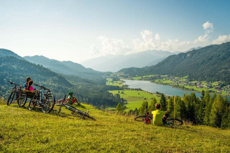 Arlbergerhof-Weissensee